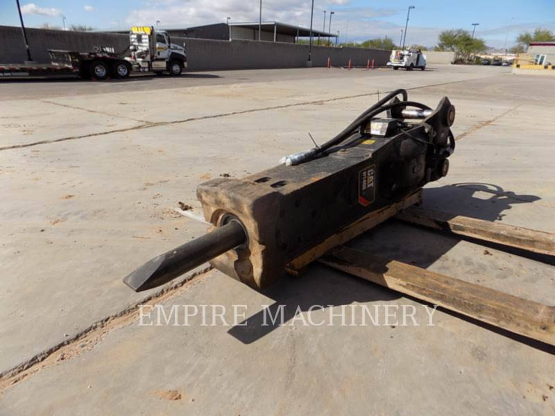 CATERPILLAR AG - HAMMER H140ES equipment  photo 2
