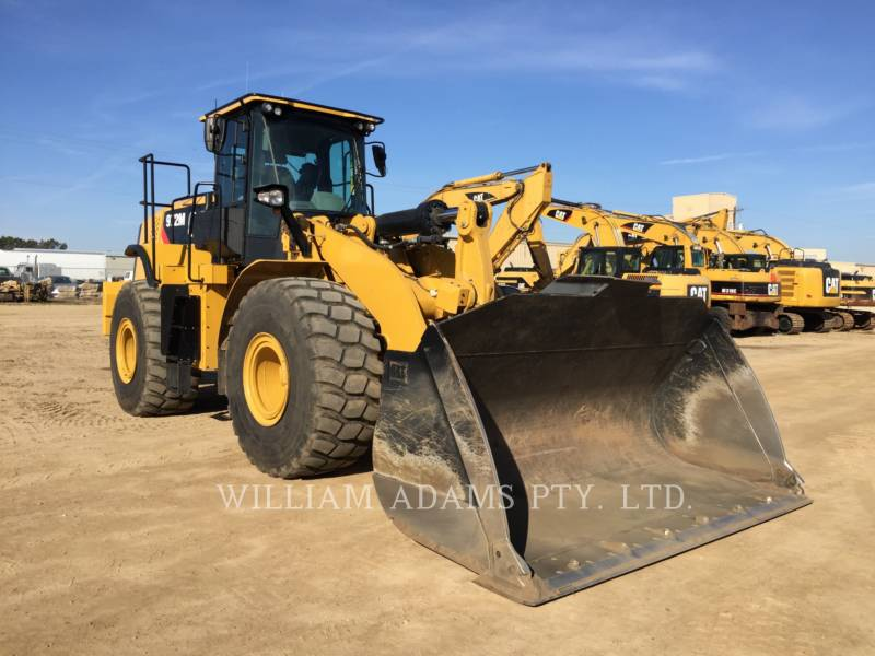CATERPILLAR WHEEL LOADERS/INTEGRATED TOOLCARRIERS 972 M equipment  photo 3