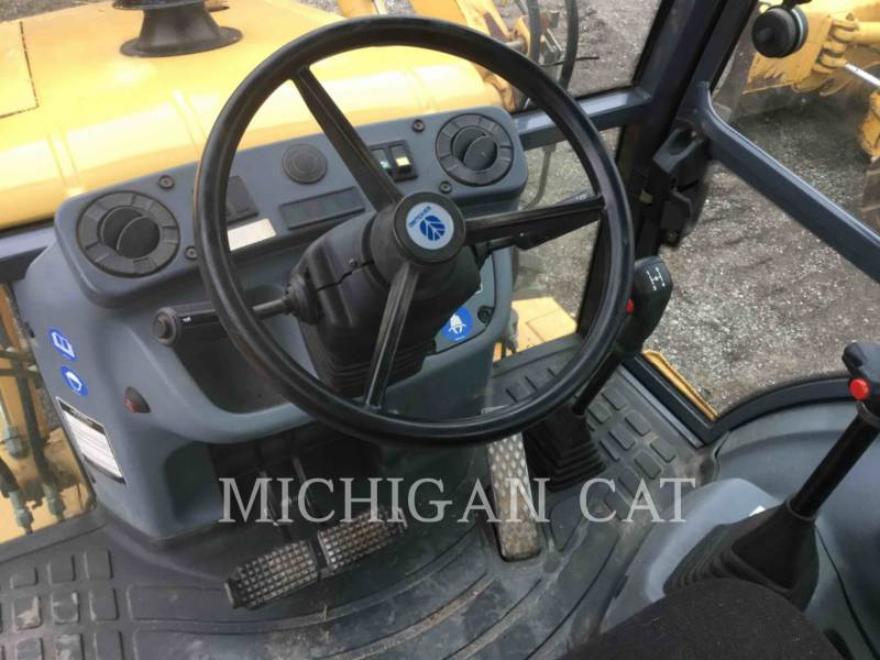 FORD / NEW HOLLAND BACKHOE LOADERS 555E equipment  photo 11