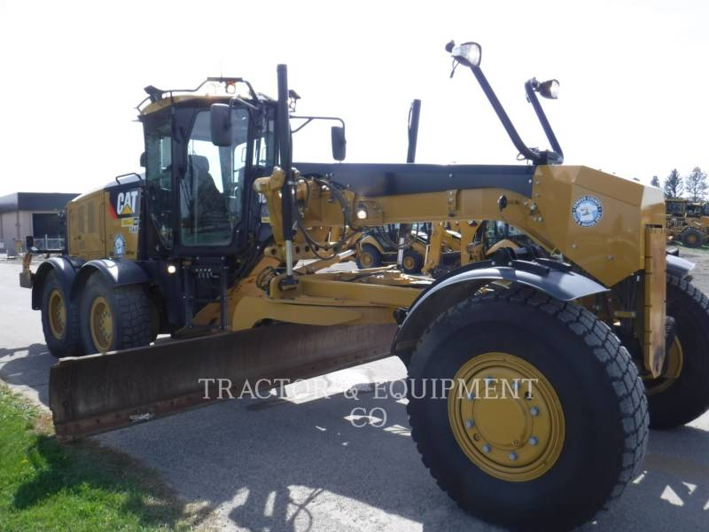 CATERPILLAR MOTONIVELADORAS 160M2 AWD equipment  photo 8