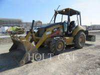 CATERPILLAR CARGADOR INDUSTRIAL 414E equipment  photo 2