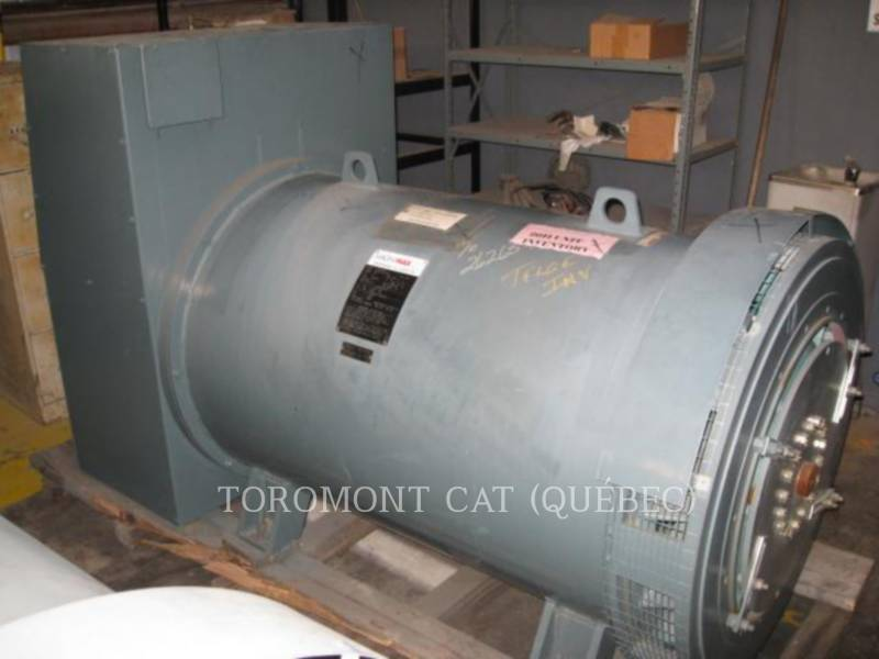 MARATHON COMPONENTES DE SISTEMAS 743FSS4932, 900KW 600VOLTS equipment  photo 1