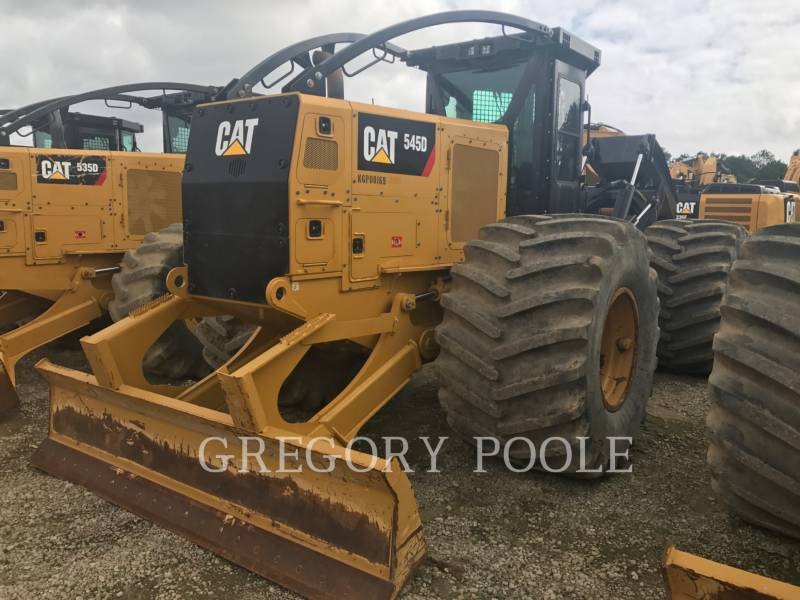 CATERPILLAR LEŚNICTWO - SKIDERY 545D equipment  photo 2