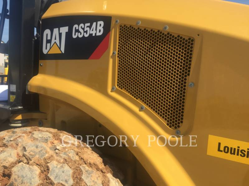 CATERPILLAR COMPACTADORES DE SUELOS CS54B equipment  photo 17