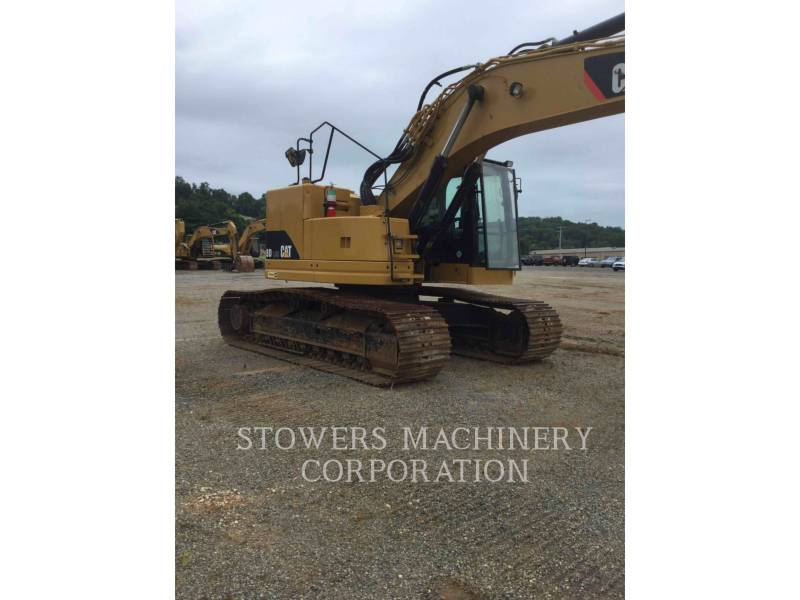 CATERPILLAR KETTEN-HYDRAULIKBAGGER 328DL equipment  photo 15