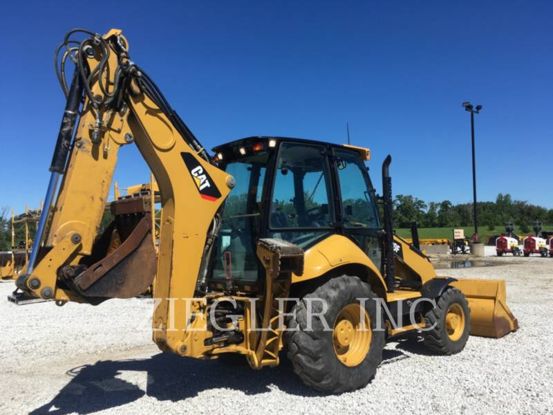 CATERPILLAR BACKHOE LOADERS 420FH2 equipment  photo 4