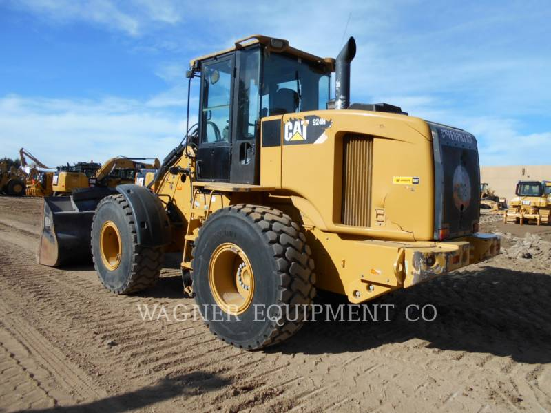 CATERPILLAR WHEEL LOADERS/INTEGRATED TOOLCARRIERS 924H ITHL equipment  photo 3