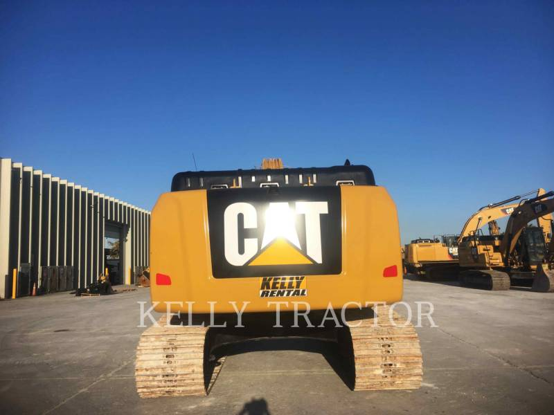 CATERPILLAR TRACK EXCAVATORS 326FL equipment  photo 4