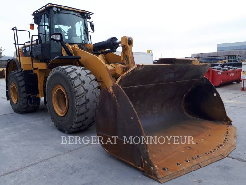 CATERPILLAR CARGADORES DE RUEDAS 972M XE equipment  photo 2