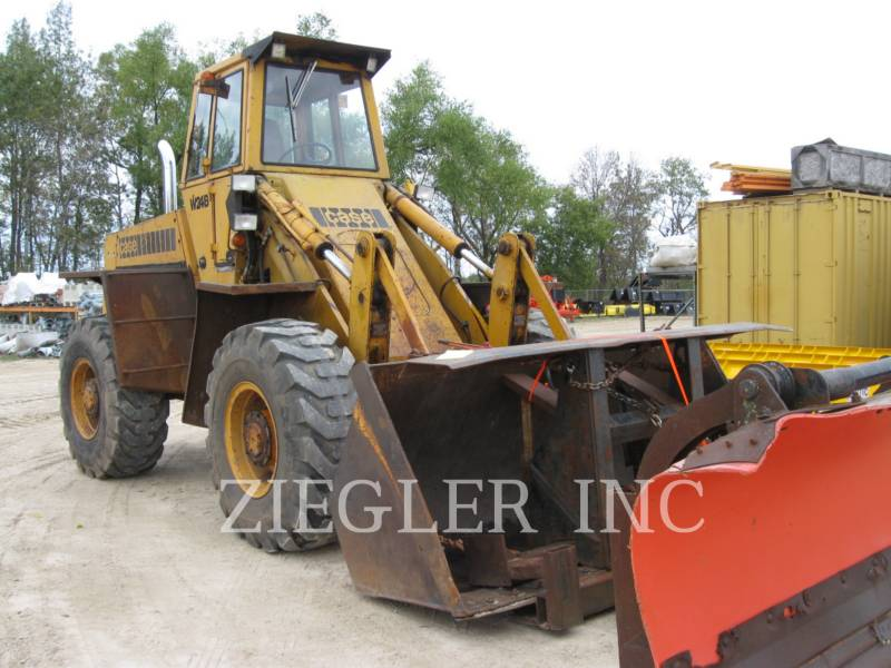 CASE/NEW HOLLAND WHEEL LOADERS/INTEGRATED TOOLCARRIERS W24B equipment  photo 1