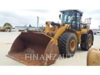 Equipment photo CATERPILLAR 966KXE RADLADER/INDUSTRIE-RADLADER 1