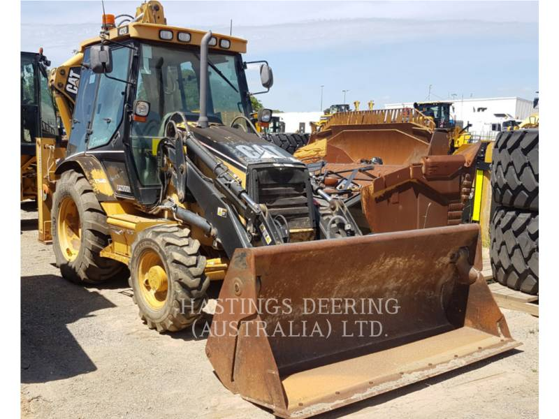 Caterpillar BULDOEXCAVATOARE 432 D POWERSHIFT equipment  photo 3