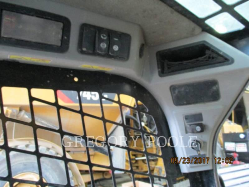 CATERPILLAR CARGADORES MULTITERRENO 289D equipment  photo 20