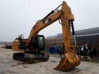 CATERPILLAR KETTEN-HYDRAULIKBAGGER 323E equipment  photo 2