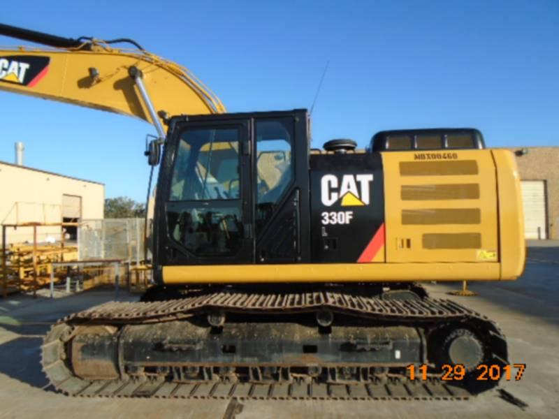 CATERPILLAR TRACK EXCAVATORS 330FL equipment  photo 5