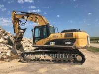 Equipment photo CATERPILLAR 325DL TRACK EXCAVATORS 1