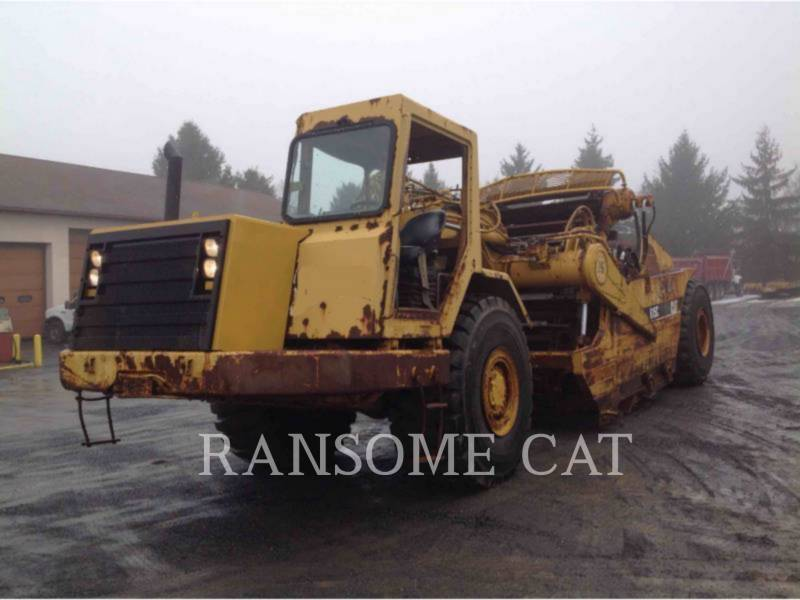 CATERPILLAR MOTOESCREPAS 615CII equipment  photo 1