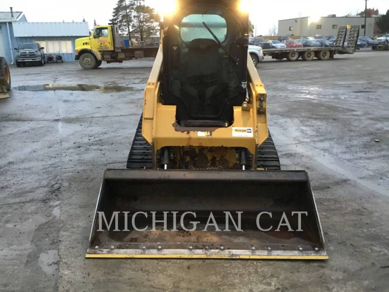 CATERPILLAR CHARGEURS TOUT TERRAIN 257D A2Q equipment  photo 10