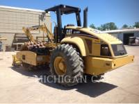 CATERPILLAR VIBRATORY SINGLE DRUM SMOOTH CP563E equipment  photo 4