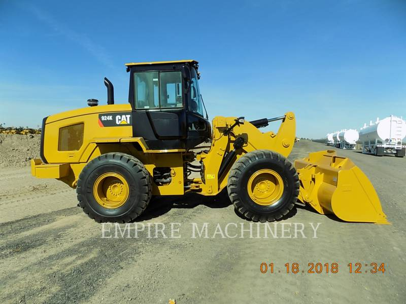 CATERPILLAR PALE GOMMATE/PALE GOMMATE MULTIUSO 924K equipment  photo 13