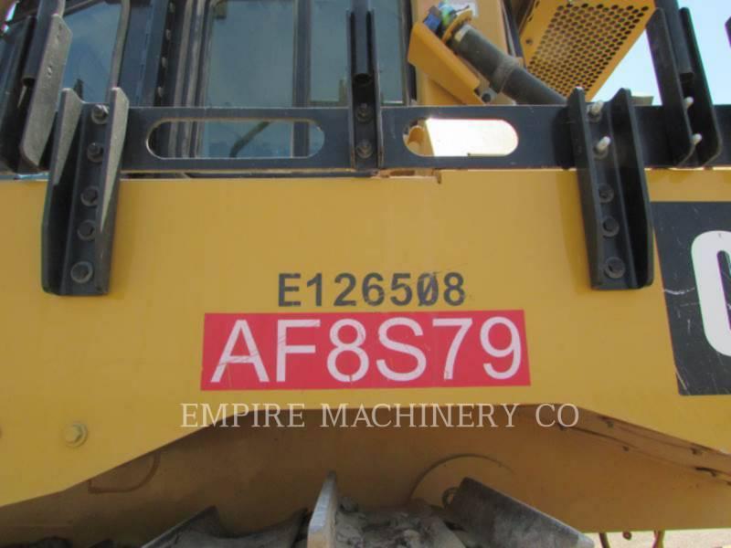 CATERPILLAR TRACK TYPE TRACTORS D6T PAT equipment  photo 5