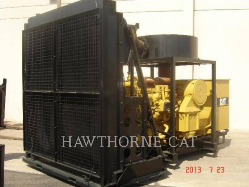 CATERPILLAR Grupos electrógenos fijos 3508B DITA equipment  photo 4