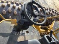 CATERPILLAR TRILLENDE ENKELE TROMMEL OPVULLING CP-433E equipment  photo 9