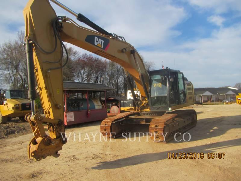 CATERPILLAR 履带式挖掘机 329EL equipment  photo 1