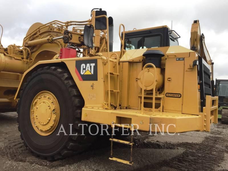 CATERPILLAR SCRAPER PER TRATTORI GOMMATI 637G equipment  photo 9