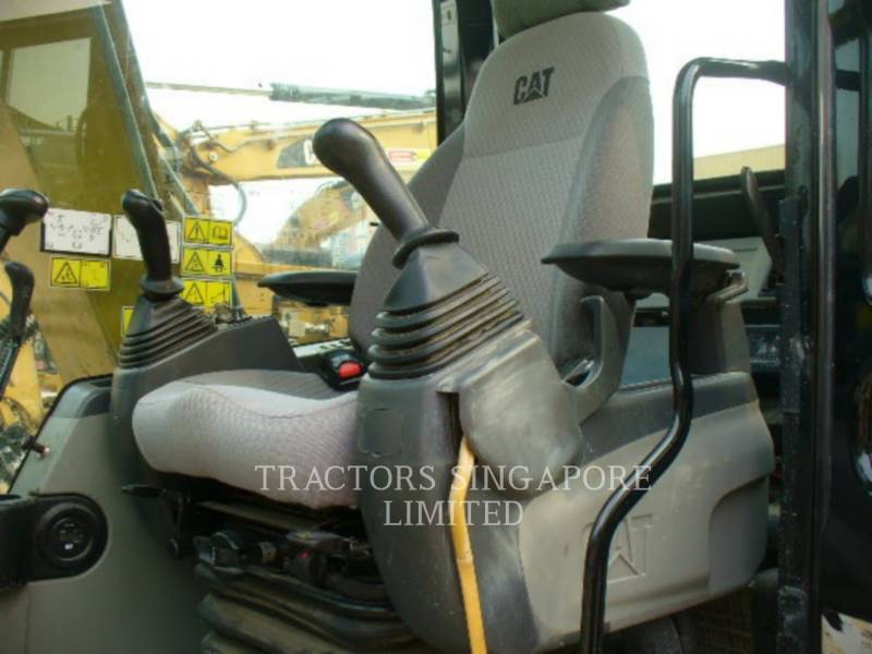 CATERPILLAR TRACK EXCAVATORS 307D equipment  photo 19