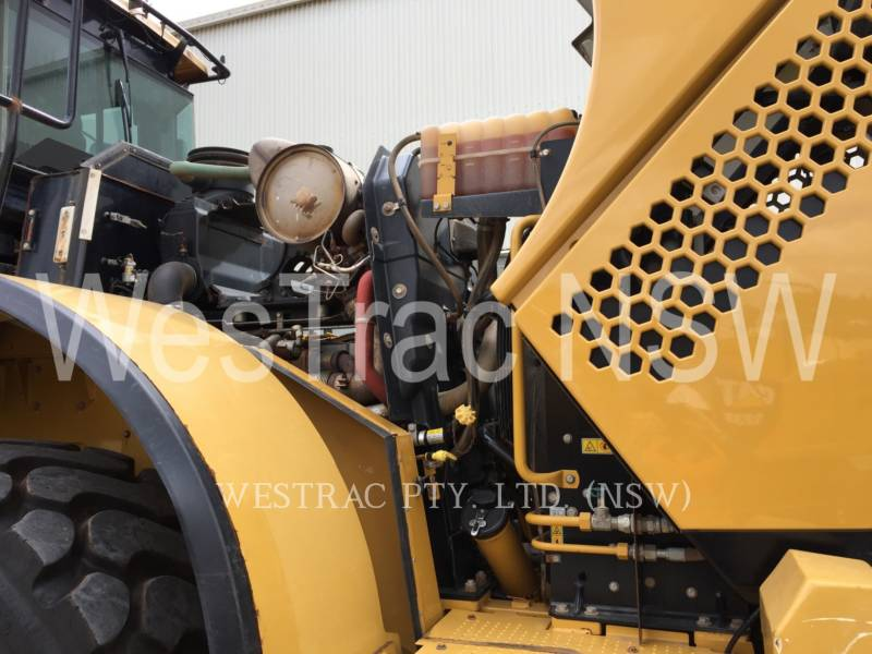 CATERPILLAR PALE GOMMATE/PALE GOMMATE MULTIUSO 966K equipment  photo 6