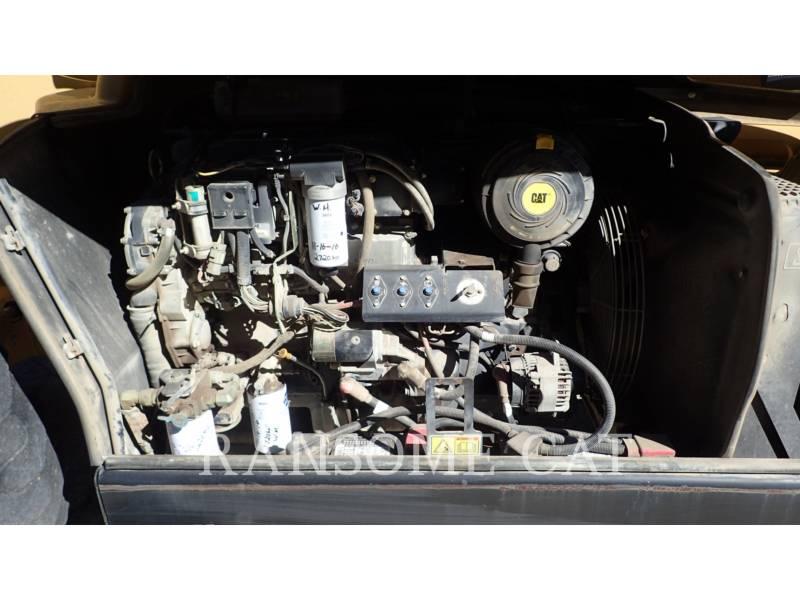 CATERPILLAR TELEHANDLER TH580B equipment  photo 18