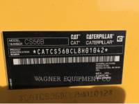 CATERPILLAR COMPACTEURS CS56B equipment  photo 5