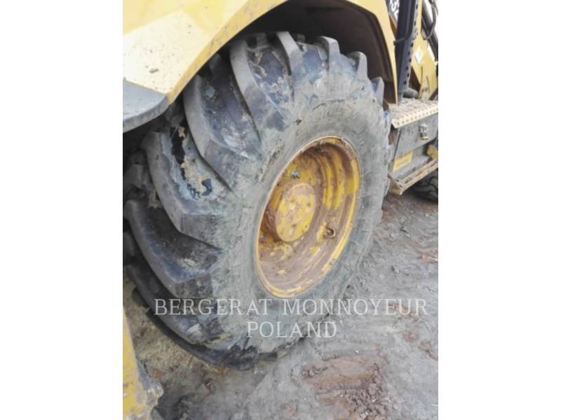 CATERPILLAR CHARGEUSES-PELLETEUSES 432 F 2 equipment  photo 12
