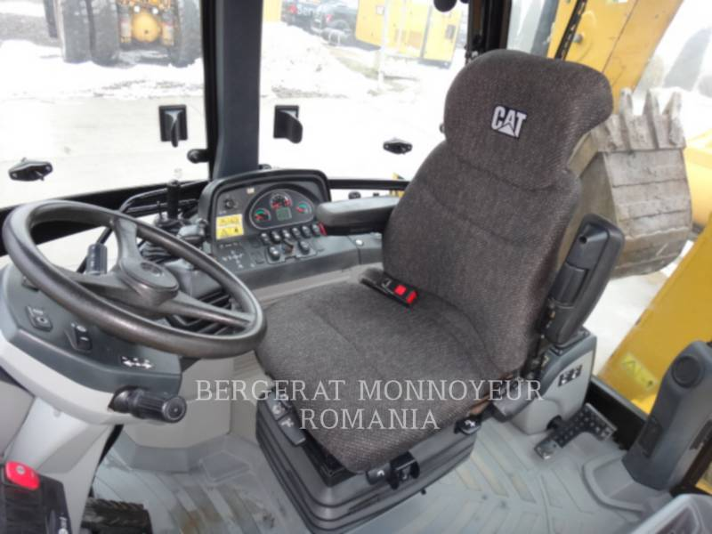 CATERPILLAR CHARGEUSES-PELLETEUSES 428 F equipment  photo 10