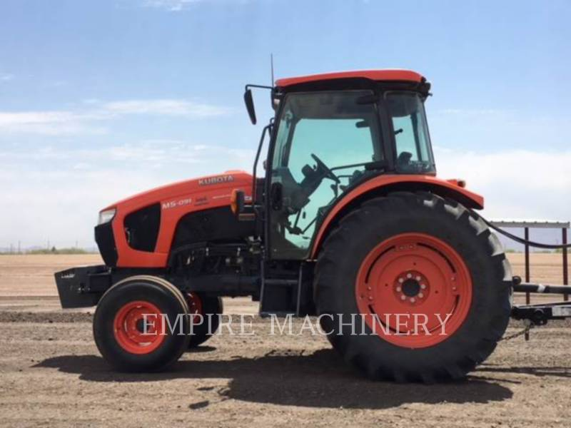KUBOTA TRACTOR CORPORATION OTROS M5091F equipment  photo 16