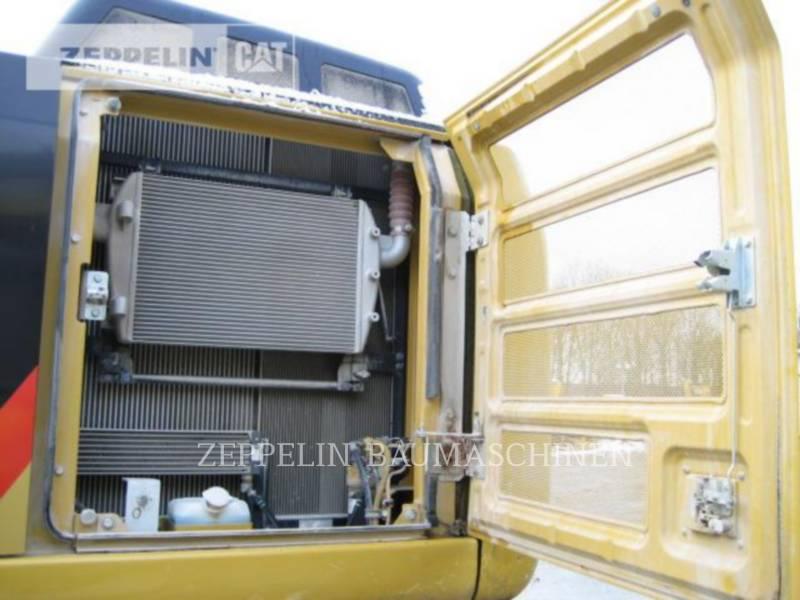 CATERPILLAR KETTEN-HYDRAULIKBAGGER 329ELN equipment  photo 7