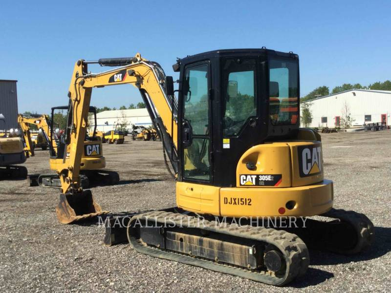 CATERPILLAR EXCAVADORAS DE CADENAS 305E equipment  photo 6