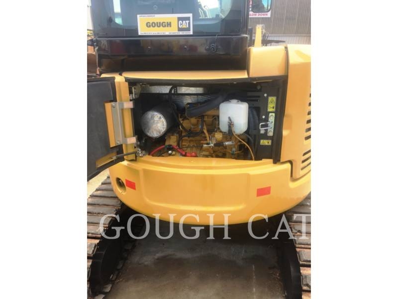 CATERPILLAR PELLES SUR CHAINES 303.5ECR equipment  photo 11