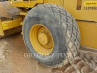CATERPILLAR VIBRATORY SINGLE DRUM SMOOTH CS-54 equipment  photo 17