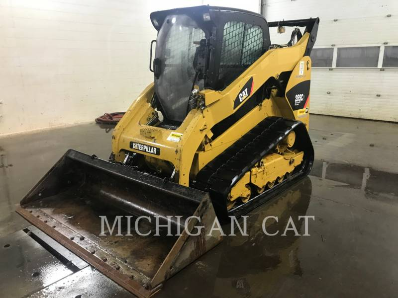 CATERPILLAR DELTALADER 289C2 A2HQ equipment  photo 2