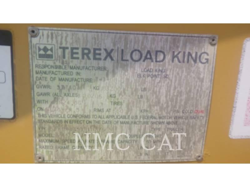TRAILKING トレーラ 2466_TK equipment  photo 6