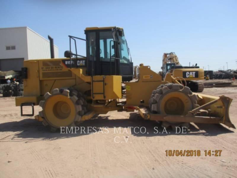 CATERPILLAR COMPACTORS 815FII equipment  photo 1