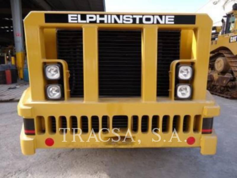 ELPHINSTONE UNDERGROUND MINING LOADER R1700 equipment  photo 6