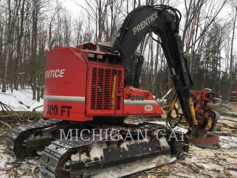 PRENTICE FOREST MACHINE 2190 equipment  photo 3