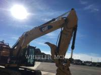 CATERPILLAR PELLES SUR CHAINES 320E LRRTH equipment  photo 3