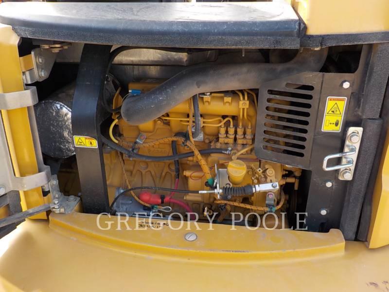 CATERPILLAR TRACK EXCAVATORS 305.5E CR equipment  photo 12
