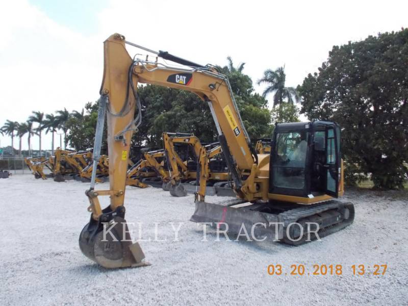 CATERPILLAR PELLES SUR CHAINES 308E2CRSB equipment  photo 4