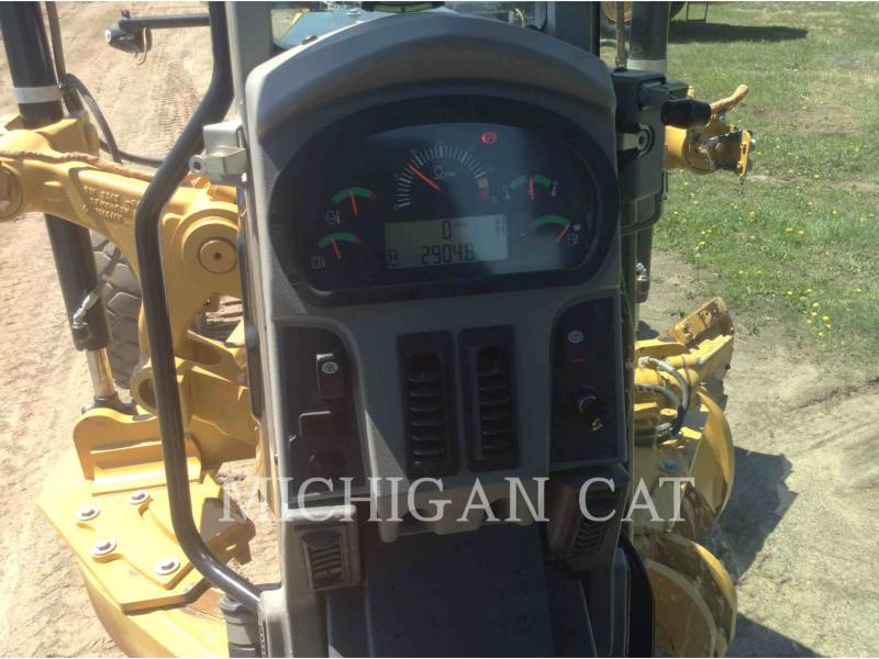CATERPILLAR MOTONIVELADORAS 14M R equipment  photo 11