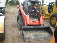 Equipment photo KUBOTA TRACTOR CORPORATION SVL75-2 CHARGEURS COMPACTS RIGIDES 1